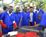 Assessor Training - Welding 2019 at Nakawa VTI